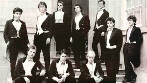 Cameron and the Bullingdon Club