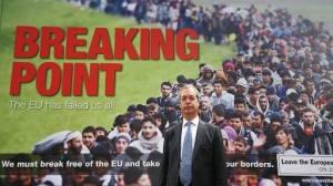 Nigel Farage, fearmongering