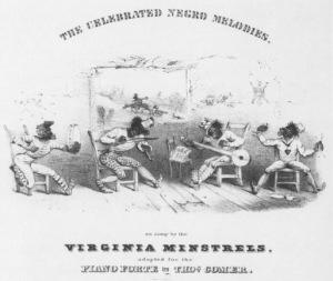 Minstrel Show 1843
